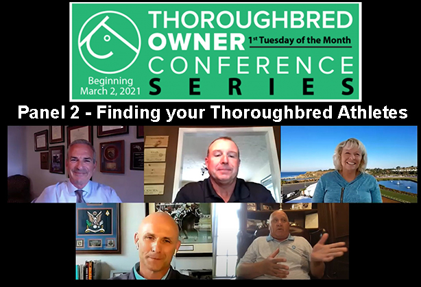 The Thoroughbred Owner Conference 2021